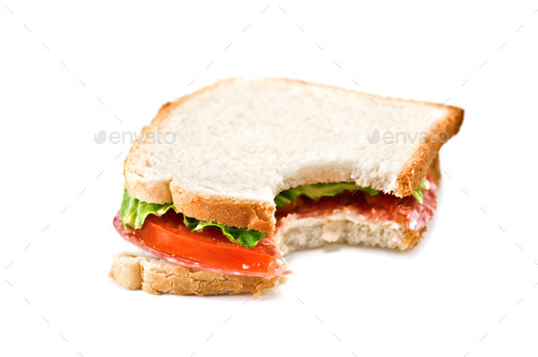 burger - Stock Photo - Images