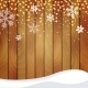 Christmas Background with Snow - GraphicRiver Item for Sale