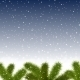 Snowy Background  - GraphicRiver Item for Sale