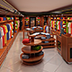 Classic Clothing Store interior for Men and Women - 3DOcean Item for Sale
