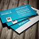 Typography Business Card Template - GraphicRiver Item for Sale