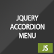 jQuery Accordion Menu - CodeCanyon Item for Sale