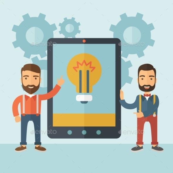 Idea Presentation for Gadgets. - Computers Technology
