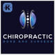 Bone Chiropractic Logo - GraphicRiver Item for Sale