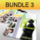 Creative Multipurpose Flyers Bundle 3 - GraphicRiver Item for Sale