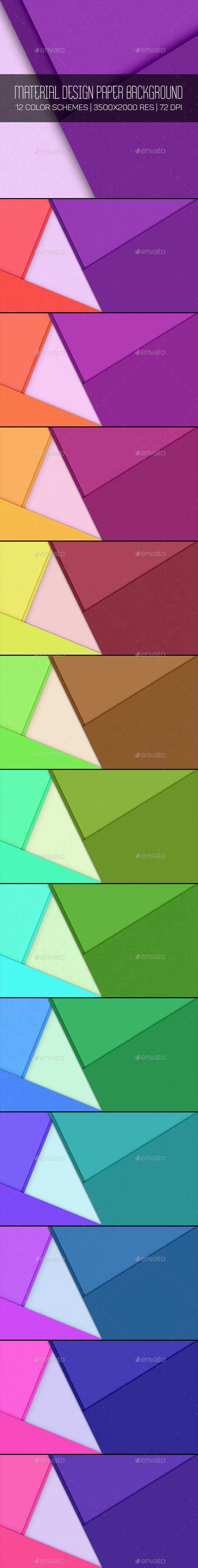 Material Design Paper Background - Abstract Backgrounds