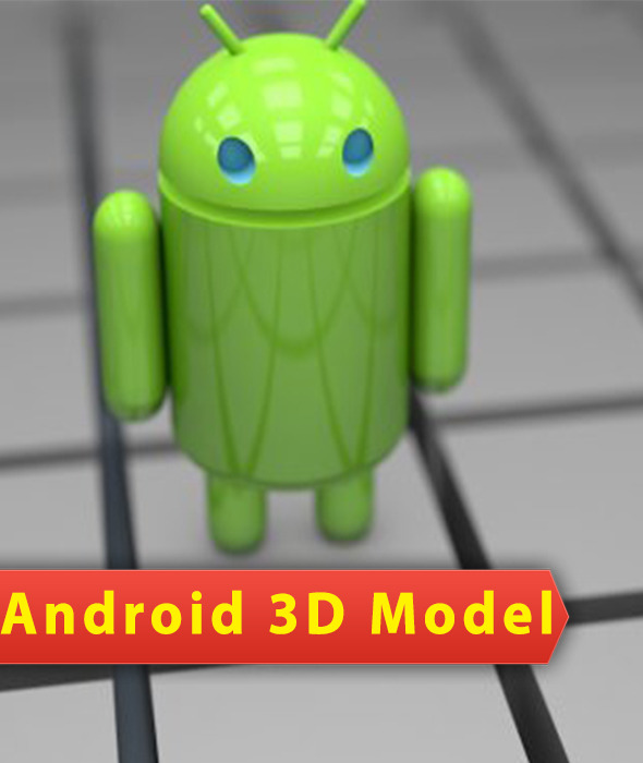 Android - 3DOcean Item for Sale