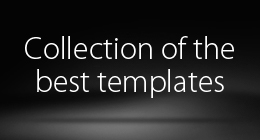 Collection of the best templates
