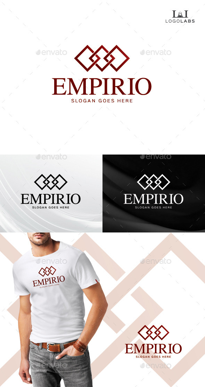 Empirio Classy Logo - Symbols Logo Templates