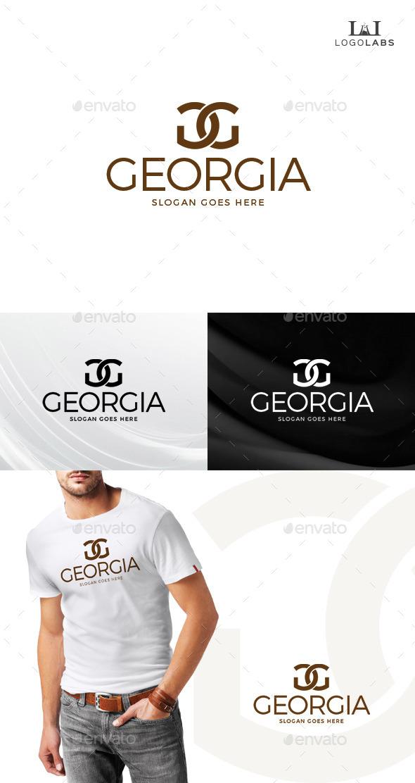 Luxury Letter G Logo - Letters Logo Templates