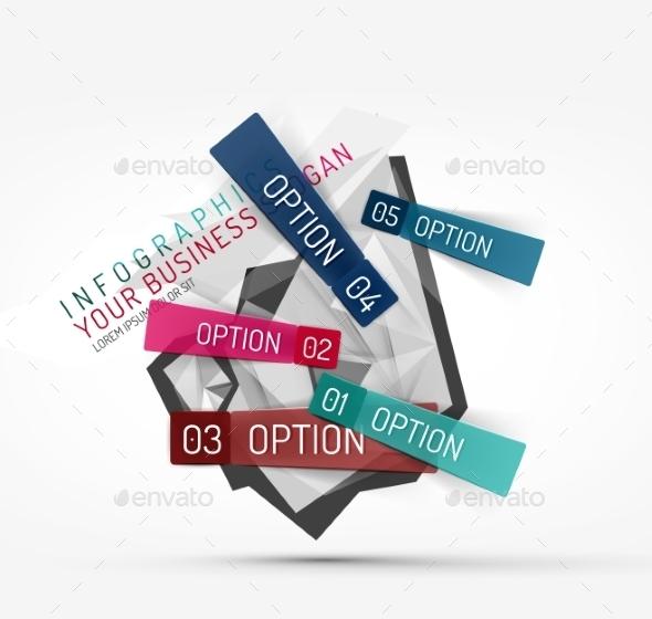 Infographics Elements - Concepts Business