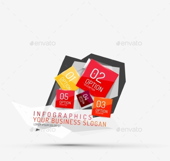 Infographics Elements - Concepts Business