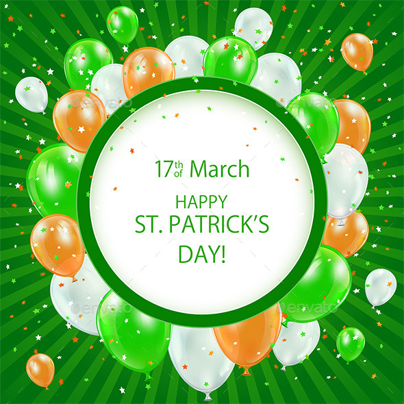 St Patricks Day - Backgrounds Decorative