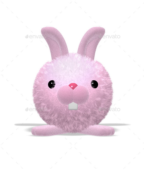 Easter Bunny - Characters Illustrations