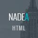 Nadea - Responsive Multi-Purpose HTML5 Template