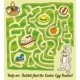 Easter Rabbit Maze Game - GraphicRiver Item for Sale