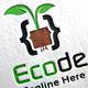 Eco Code Logo Template - GraphicRiver Item for Sale