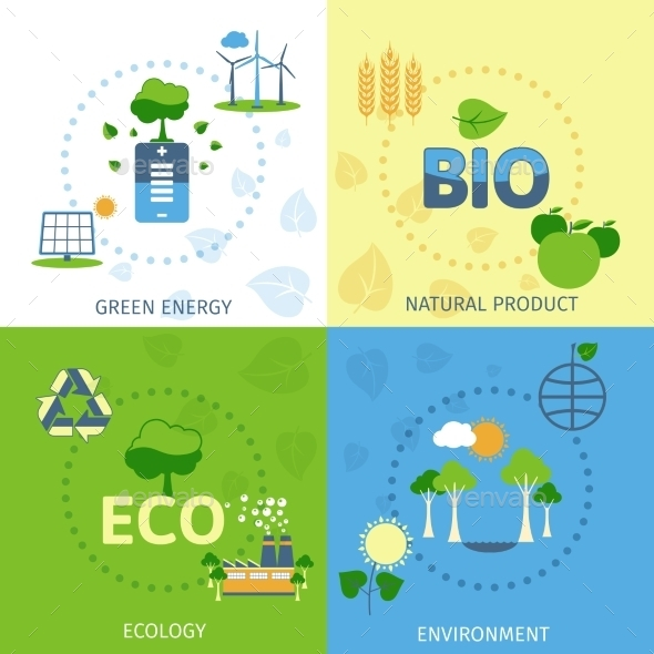Ecology Composition  - Web Technology
