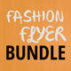 3x Fashion Flyers Bundle - GraphicRiver Item for Sale