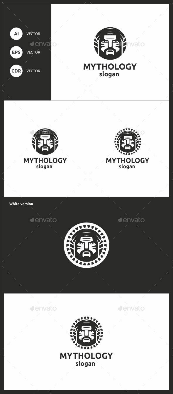Mythology  - Humans Logo Templates