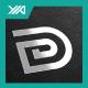 Digital Dream - Letter D - GraphicRiver Item for Sale