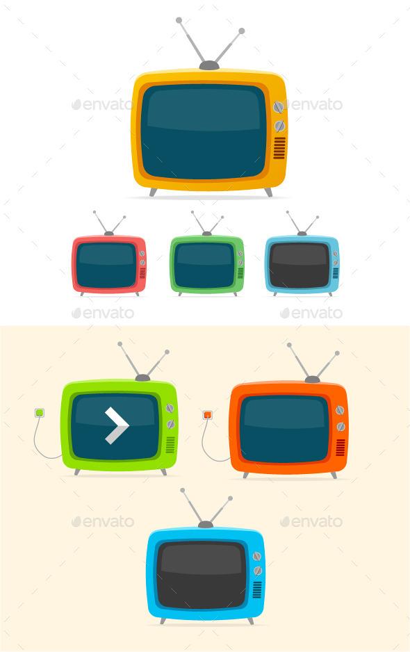 Retro TV - Communications Technology
