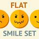 Smile Icon Set  - GraphicRiver Item for Sale