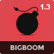 Bigboom - MultiStore Responsive Magento Themes Nulled