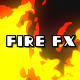 Cartoon Fire FX Pack - VideoHive Item for Sale