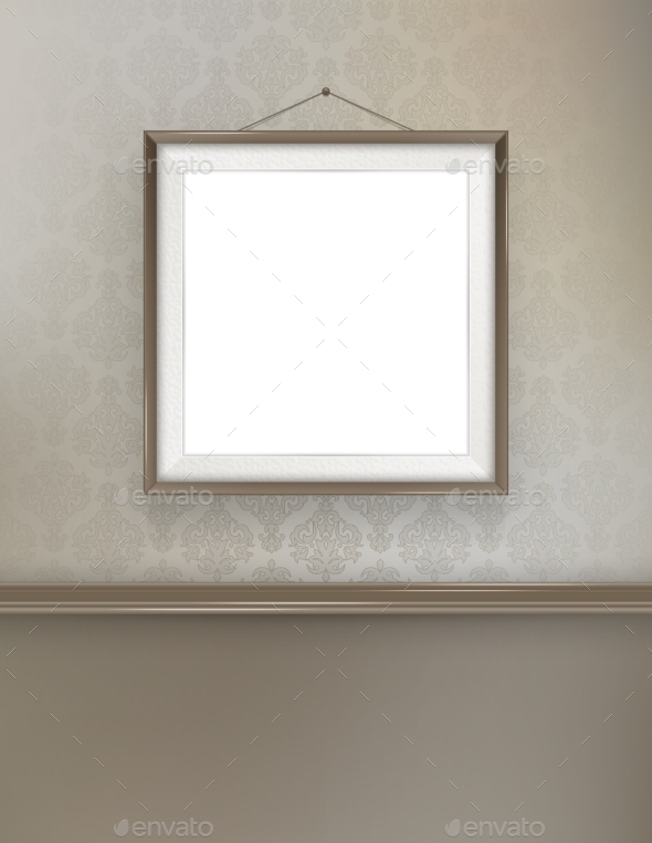 Border Picture Frame Background - Borders Decorative