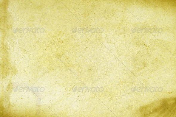 Yellow concrete texture - Industrial / Grunge Textures