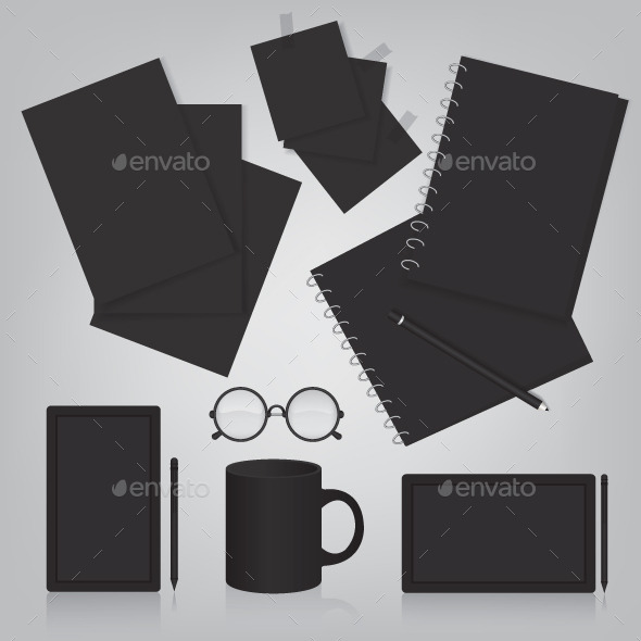 Corporate Identity Template - Concepts Business