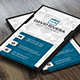 DevBlue Modern Business Card - GraphicRiver Item for Sale