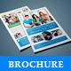 Educational Prospectus Brochure  - GraphicRiver Item for Sale