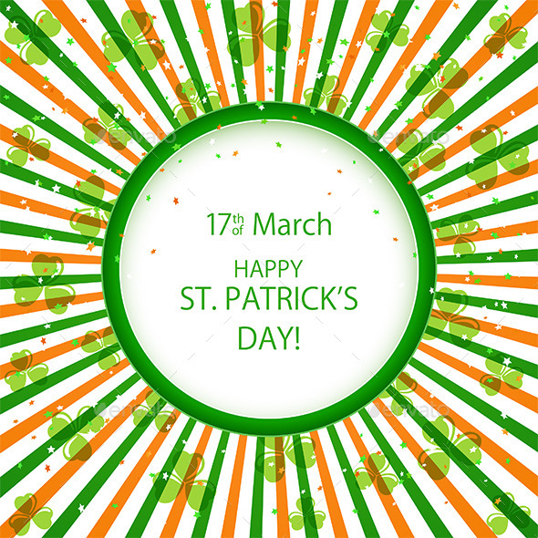 Patricks Day - Backgrounds Decorative