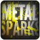 Metal Sparks - 20 Photoshop Brushes - GraphicRiver Item for Sale