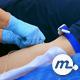 Nurse Sets a Medicine IV Drip to a Patient - VideoHive Item for Sale