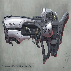 Futuristic Gun Shots
