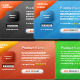 Product Info Web Boxes - GraphicRiver Item for Sale