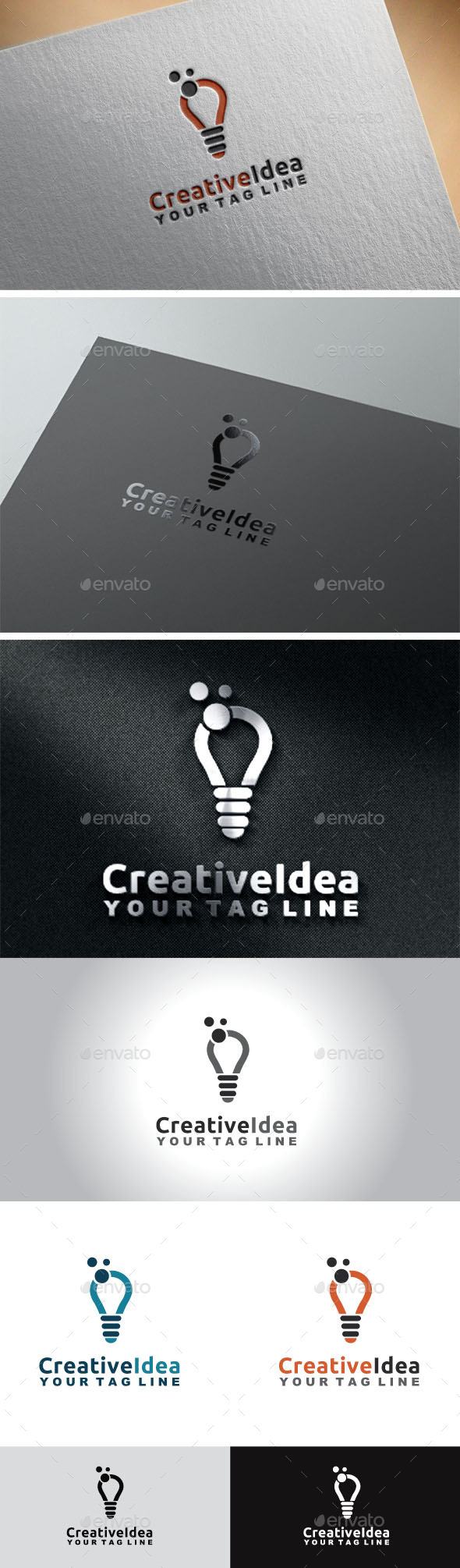 Creative Idea - Symbols Logo Templates
