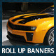 Car Dealer & Auto Services Signage Roll Up Banners - GraphicRiver Item for Sale