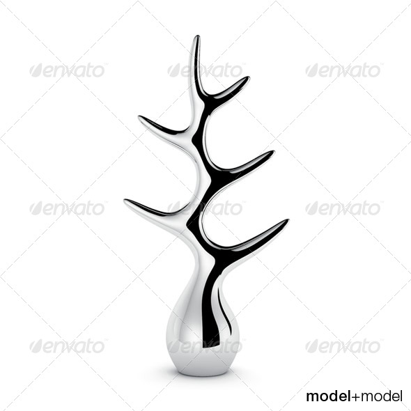 Jewelry Tree by Menu - 3DOcean Item for Sale