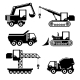Icons Construction - GraphicRiver Item for Sale