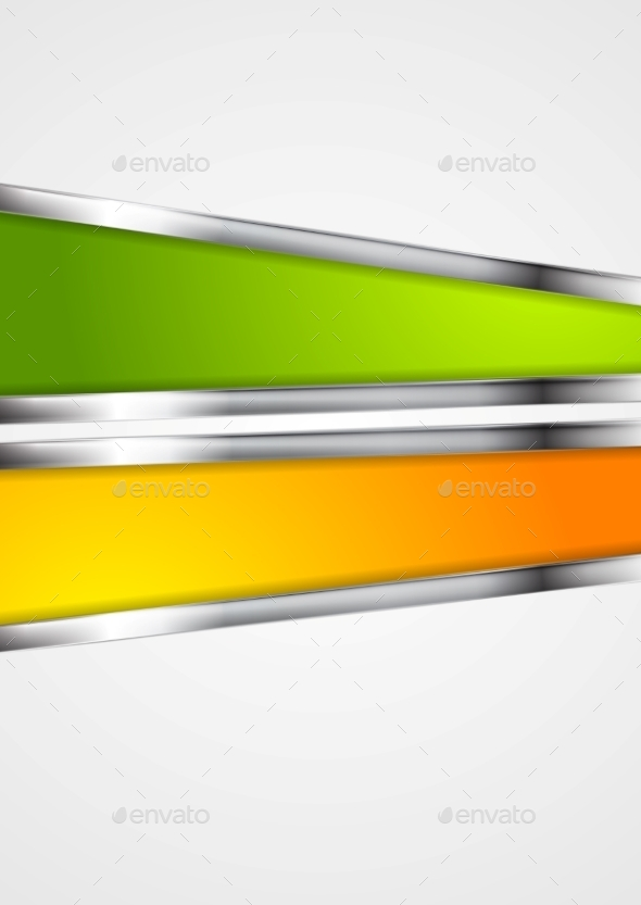 Abstract Metallic Background - Backgrounds Decorative