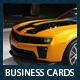 Car Dealer & Auto Services Business Card - GraphicRiver Item for Sale
