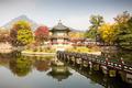 Gyeongbokgung Palace in Autumn - PhotoDune Item for Sale