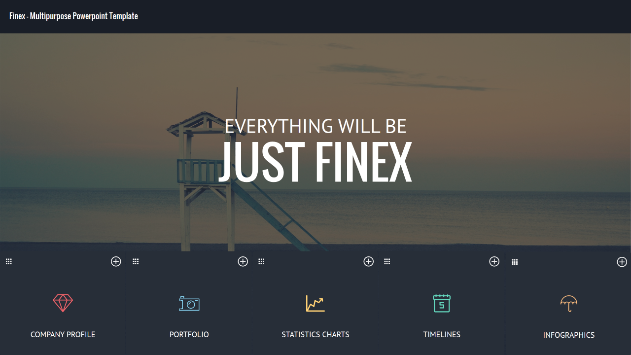 Finex - Multipurpose Powerpoint Template