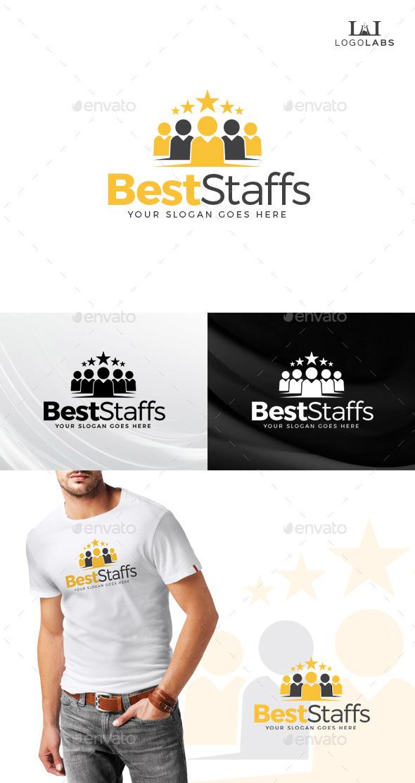 Best Staffs Logo - Humans Logo Templates