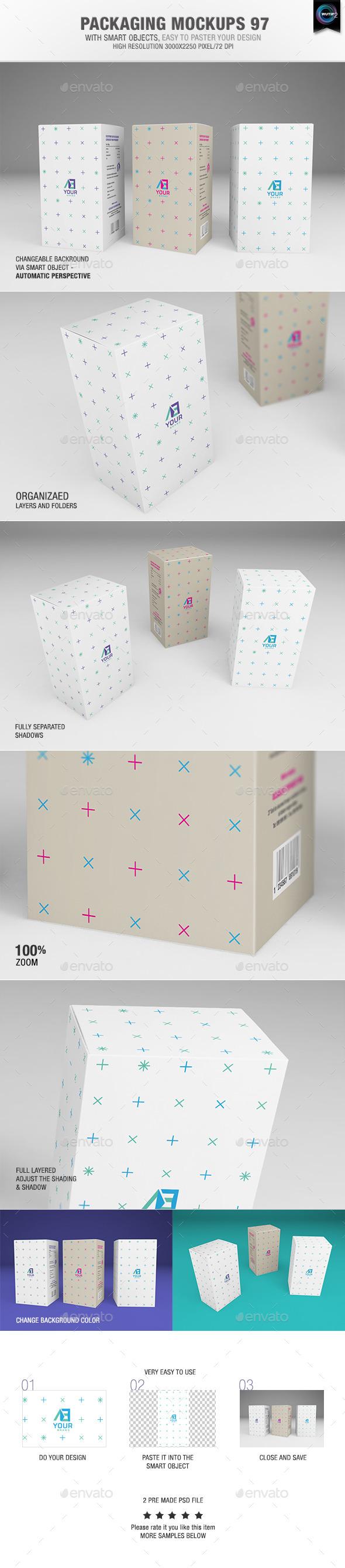 Packaging Mock-ups 97 - Packaging Product Mock-Ups