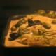 Focaccia Italian Bread in Oven - VideoHive Item for Sale